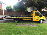 Ford transit T430 125bhp low miles recovery truck