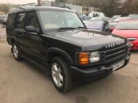 Land Rover Discovery 2 TD4 Diesel Automatic 7 Seate
