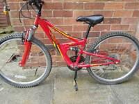 Kids mountain bike