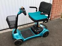 Mobility Scooter Ultalite 480 Collapsable
