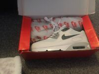 Size 9 Nike Air Max Trainers BRAND NEW IN BOX!