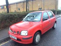 NISSAN MICRA AUTOMATIC 1L HPI CLEAR CHEAP AUTOMATIC CAR FOR SALE NEW MOT