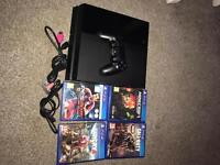 Ps4 console n games