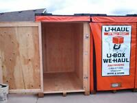 Ubox Portable Moving and Storage available in CK