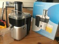 Cookworks whole juice maker