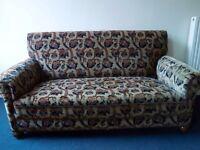 Old vintage/ antique sofa