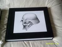 Star Wars Art Book By Ralph McQuarrie