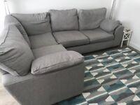 Almost new M&S Nantucket Left Corner Sofa