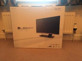 """For sale Acer 23"""" monitor"""