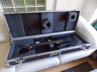 Touring electric guitar case