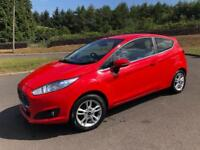 Ford Fiesta Zetec 1.25 3dr **one owner from new** Open to sensible offers**