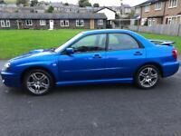 2004 SUBARU IMPREZA wrx SUPERB GENUINE EXAMPLE MASSIVE HISTORY UNTOUCHED px possible MUST SEE