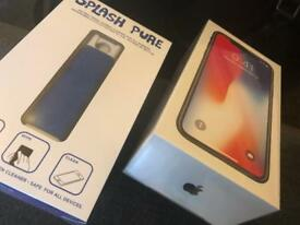 Iphone x 64gb new, sealed