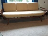 Original Ercol Studio Couch (sensible offers will be considered)