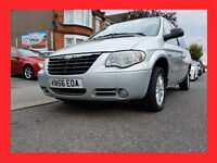 7 Seater --- 2006 Chrysler Grand Voyager Diesel AUTO -- Stow n Go ---alternate4 previa sharan galaxy