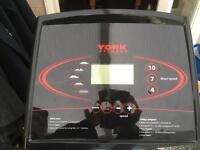 York fitness treadmill Running machine With incline setting T101