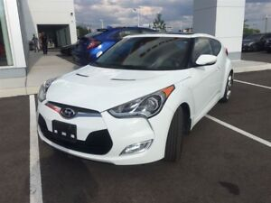 2015 Hyundai Veloster 6sp Tech Package One Owner/Navi