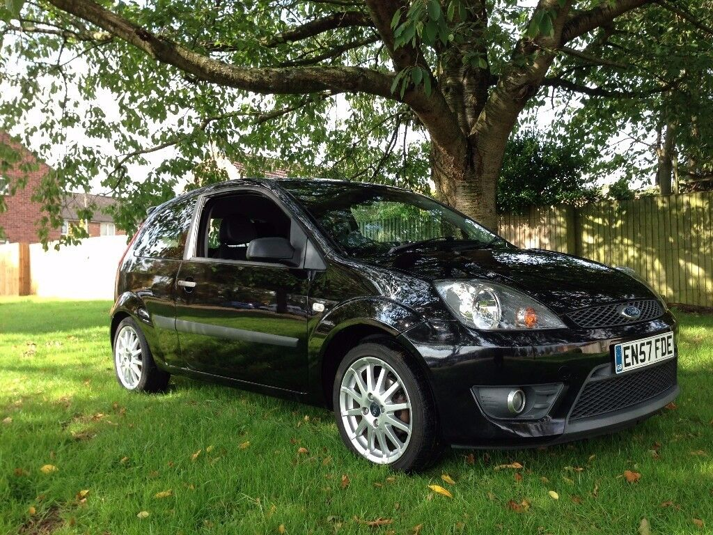 2008 (57) Ford Fiesta Zetec S TDCI |ONLY 66,000 Miles! | Diesel | Full Leather| Cheap