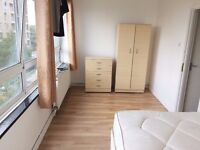 #REDUCED# Two/One Double Room with Nice view To Let in Canarywarf London **Bills Inc*Cheap*