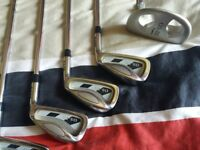 full set of hippo golf club's