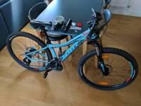 Scott Contessa 740 womens mountain bike (XS) with extra accessories