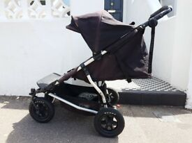Fantastic double buggy