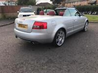 Audi S4 4.2 V8 Automatic Quattro, Only 74k Genuine Low Mileage, FSH, New 12 Months MOT