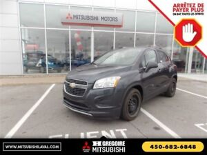 2014 Chevrolet Trax 2LT Auto Cuir Bluetooth Cam-USB-MP3 Demarreu