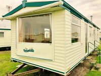 selling my caravan sited on sandy bay holiday park northumberland