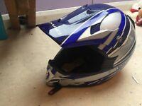 Bike helmet - large