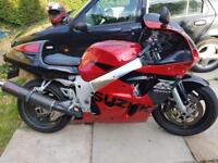 GSXR 600 SRAD..32K MILES..(LOW)..MOT...NEW TYRES..GREAT CONDITION FOR YEAR..FAST & FUN