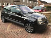 RENAULT Clio 1.5 DCi DYNAMIQUE 100HP with Clio Cup 182 Upgrades £30 tax 65mpg