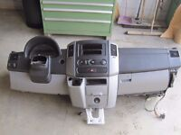 Left hand drive European dashboard/bracket No AC Mercedes Sprinter W906 2006 - 2016 LHD conversion