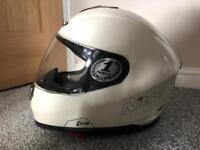 Nitro Motorcycle Helmet, Excellent Condition, Large