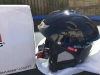 BLOC brand new kids ski helmet