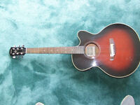 Yamaha CPX5 Acoustic-Electric Guitar