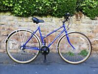 RALEIGH PIONEER CLASSIC DELUXE ROAD TOWN CYCLE