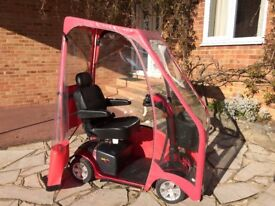 Pride Colt Plus Mobility Scooter little used and in good condition