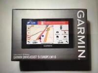 Garmin Drive Assist 51 Europe LMT-D sat nav