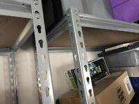 Shelving heavy duty for garage, office, storage unit, new in box can deliver Cheltenham