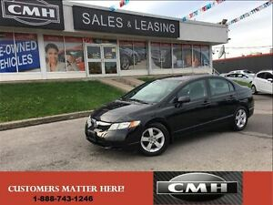 2009 Honda Civic SPORT PWR-GROUP ALLOYS *CERTIFIED*
