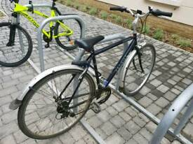 Sell my bike named (Molly) with lock and lights