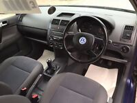 Volkswagen Polo 1.4 Tdi SE 3 dr man 12 mths mot, hist, 6 mths warr, very clean little economic car