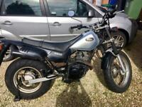 Yamaha TW 125cc learner legal