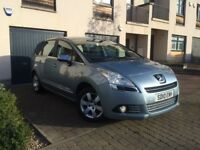 Peugeot 5008 1.6 hdi 7 seater 2010 low mileage