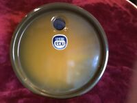 Circular Sink Drainer - new, unused - unusual, round shape