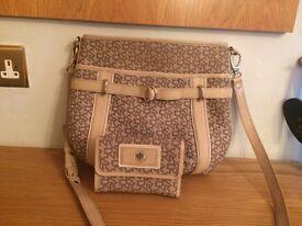 DKNY purse and bag