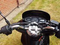 Honda PCX quick sale full service history low mileage