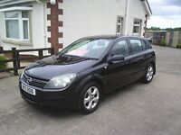 05 OPEL ASTRA 1.7CDTI DIESEL 5DOOR HATCHBACK, MOT TO FEB 2018, GOOD CONDITION.
