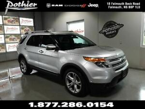 2013 Ford Explorer Limited | LEATHER | SUNROOF | HEATED SEATS |